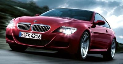 BMW M6 Coupe Car Price in Malaysia