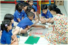 Early Childhood Education in Malaysia