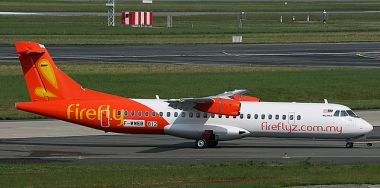 Firefly Low Cost Airline Carrier in lMalaysia
