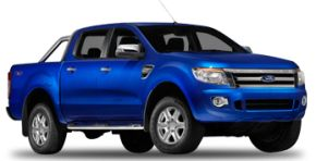 Ford Ranger 2012 Malaysia