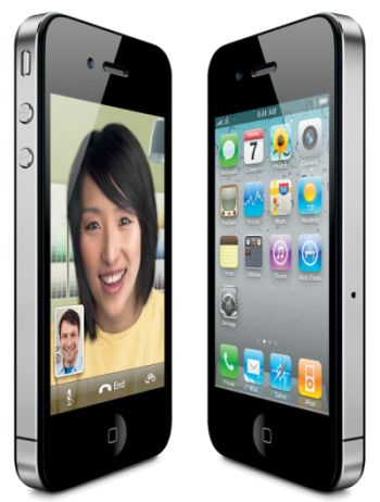 Maxis iPhone 4 packages