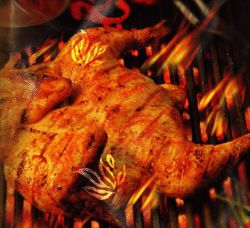Nando's Famous Flamed-Grilled Peri-Peri Chicken