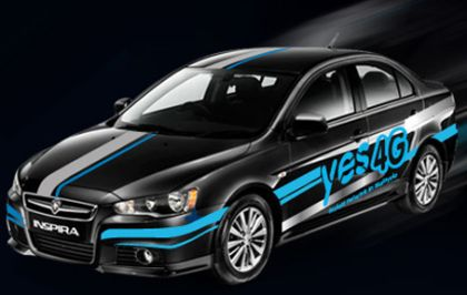 Proton YES 4G Internet Cars in Malaysia