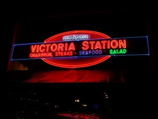 Victoria Station Restaurants